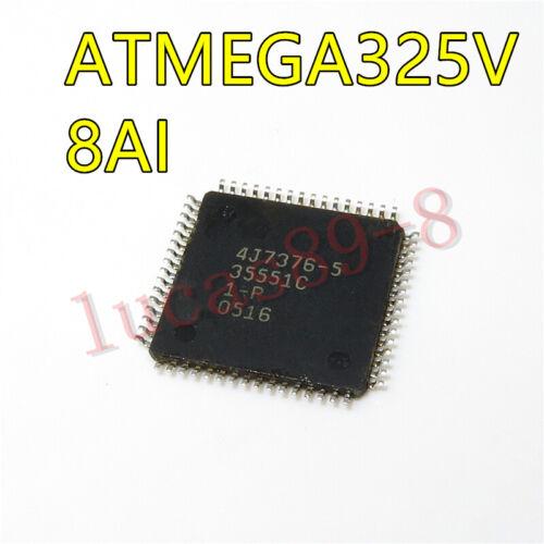 1PCS ATMEGA325V-8AI  ATMEGA325V QFP NEW