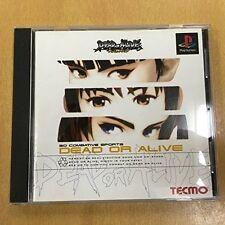 PlayStation Dead or Alive Japan PS1