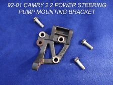 1992 - 2001 TOYOTA CAMRY 2.2 LITER 4 CYLINDER POWER STEERING PUMP MOUNT BRACKET
