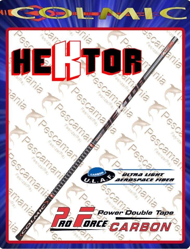 Colmic Rod Hektor Fixed M 5,00 -6, 00-7, 00-8, 00-9, 00 Telescopic