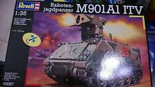 1:35 Revell Raketenjagdpanzer M901A1 ITV OVP