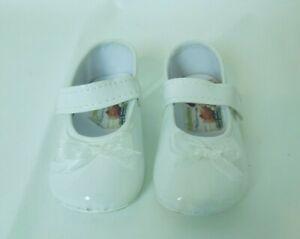 Infant Baby Girl White Dressy Attach