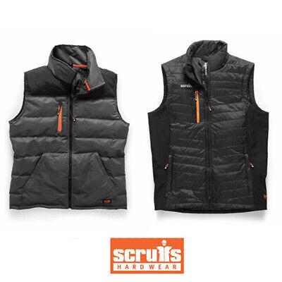 Scruffs Body warmer Warm Gilet Coat Pockets Winter Workwear