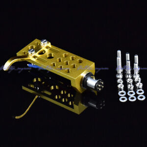 New-20pcs-lot-OFC-wire-gold-terminals-HiFi-CNC-machined-turntable-GOLD-headshell