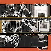 Brown,Ray Trio - Live at Starbucks /