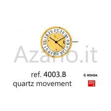 Movimento al quarzo Ronda 4003B movement quartz for watch orologi Swiss