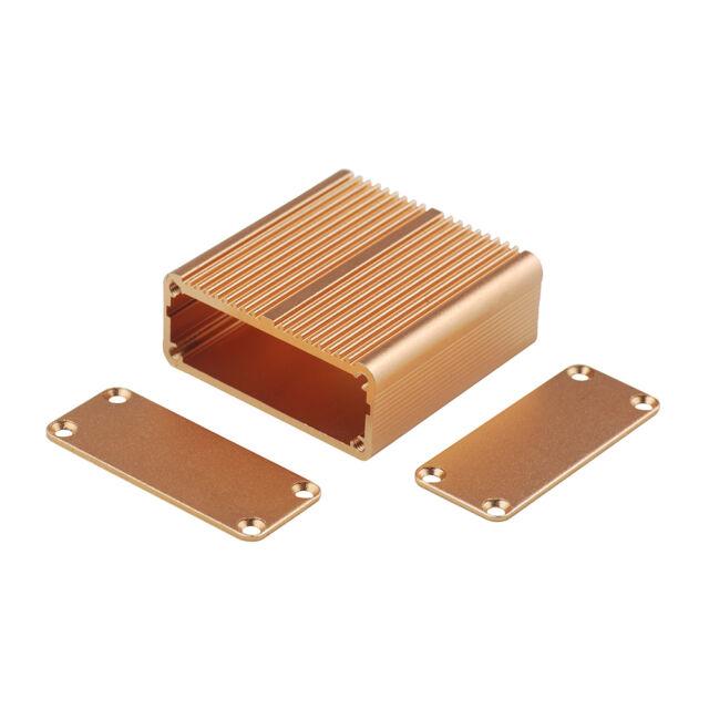 Aluminum Box Circuit board Enclosure Case Project Electronic DIY 45*45*18.5MM