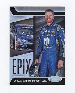 2016 Panini CERTIFIED EPIX MIRROR SILVer #E2 Dale Earnhardt Jr. #33/99! SCARCE!