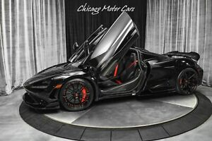 2021 Mclaren 765LT Coupe HARD LOADED Ton of MSO Options! Factory ROOF