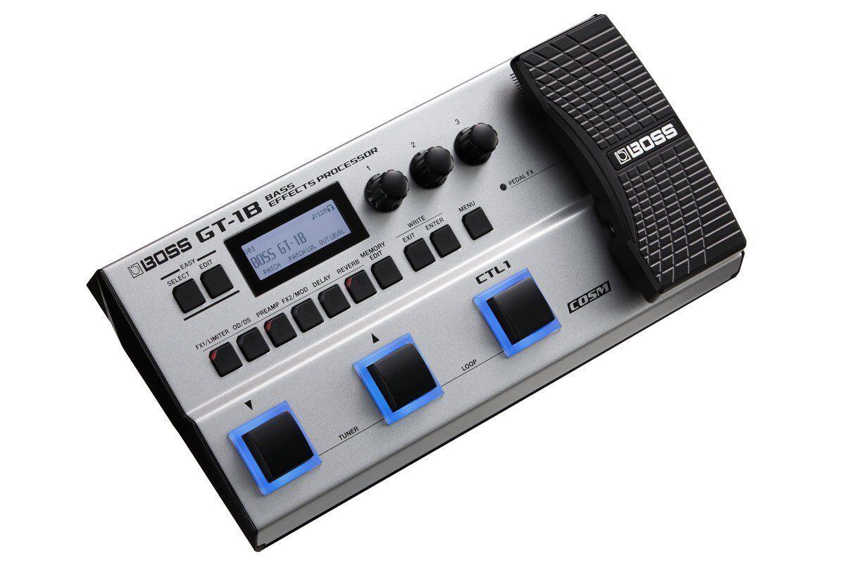 BOSS GT-1B Multi Effects Bass Pedal  FREE EMS