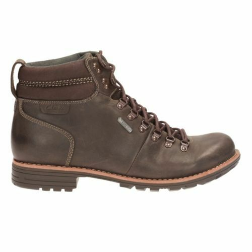 Clarks Men * Midford  Alp Gtx * Brown  Midford Lea , Hiking Boot **  UK 7,8,9,10,11 G 322472