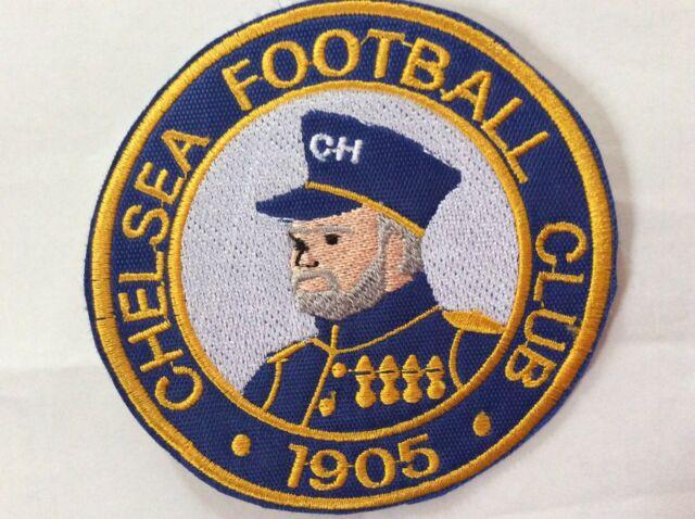 Patch Chelsea FC Old Logo London England   eBay