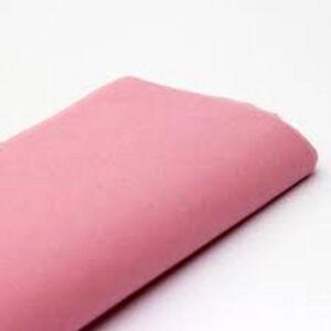 10 Feuilles De Soie Papier Mousseline 50 X 75 Rose Clair Neuf Complet Dans Les SpéCifications