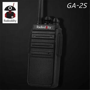 Details about Radioddity GA-2S UHF Two way Radio Transceiver Scrambler 16CH  1500mAh > BF-888S