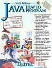 Java How to Program by Paul J. Deitel, Harvey M. Deitel and Deitel and Associates Staff (2004, CD-ROM / Paperback, Revised)