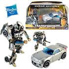 TRANSFORMERS AUTOBOT JAZZ CAR CAPTAIN LENNOX HASBRO ACTION FIGURE ROBOT KID TOY