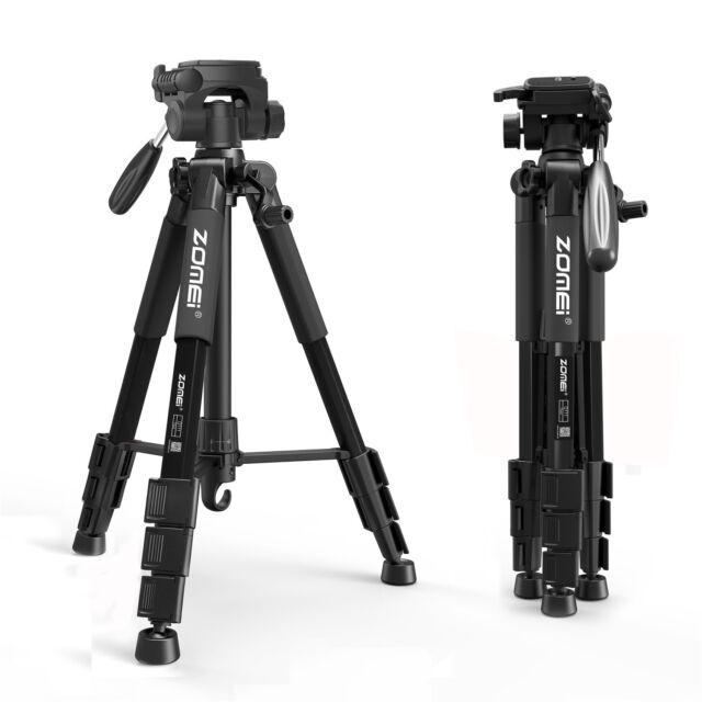 Professional Digital Tripod Monopod Ball Head For Camera Travel DV DSLR Compact