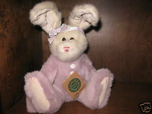 Boyds-Plush-91892-14-Lady-Harewell-11-034-Rabbit-NEW-Tag-From-Retail-Store