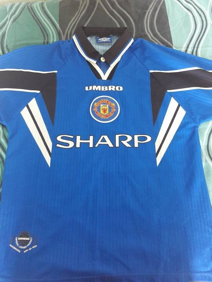 Manchester United/ Orginales Trikot/ L 1996-1998