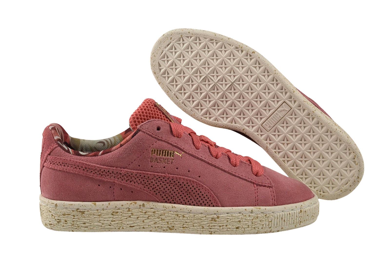 Puma Basket Suede x x Suede careaux x rosado porcelain rosado cortos zapatos rosadodo 362307 01 79fa96