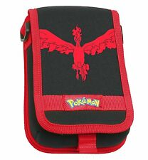 Hori Pokemon Moltres Travel Pouch Case for New Nintendo 3DS XL & 3DS - Red