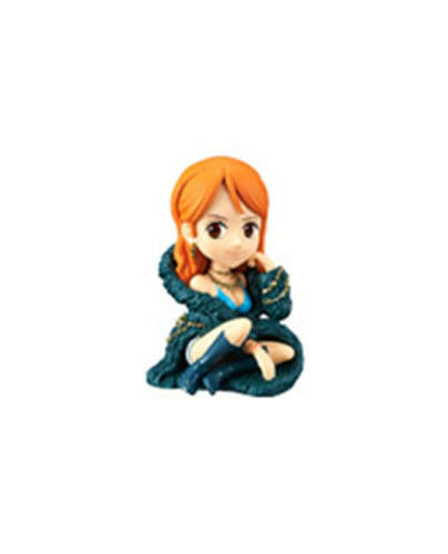 NEW One Piece Nami 20th Limited WCF World Collectible Figure 8cm BANP37694 US