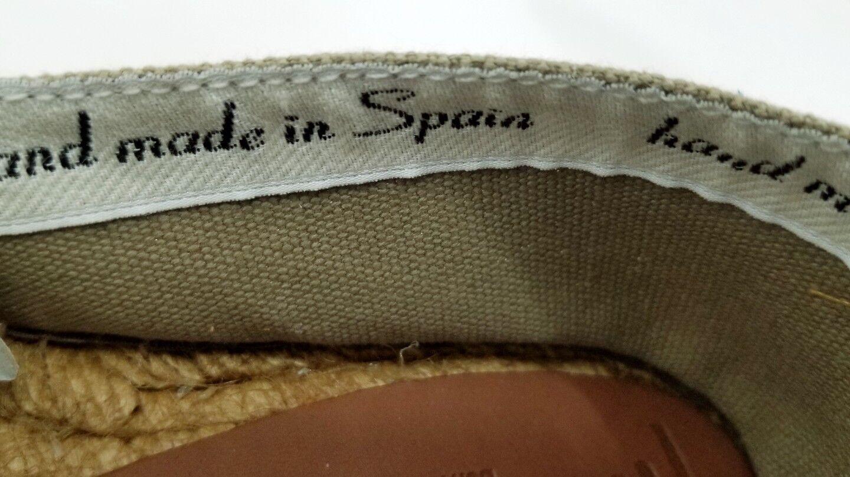 Viscata Viscata Viscata para mujer Barceloneta Alpargatas chatos Slip On Talla 36 (5.5-6 US 5b7216