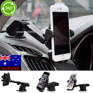Universal-Windshield-Mount-Car-Holder-Cradle-For-GPS-iPhone-6S-6-7-Plus-Samsung