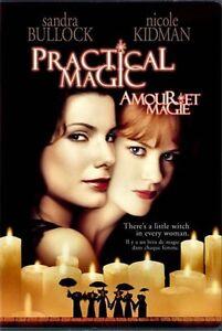 Practical-Magic-Amour-et-Magie-Bilingual-Region-1-Brand-New-Sealed