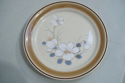 Hearthside Japan Water Colors Dawn large stoneware dinner plate made in Japan Sold individually. Vintage 1970s