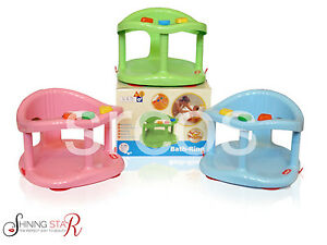 baby bath tub ring seat new in box by keter different colors for boy and girl ebay. Black Bedroom Furniture Sets. Home Design Ideas