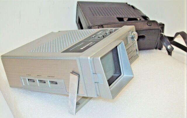 Vintage SANYO Model No  Tmp2100 Am/fm Quartz Clock Radio & TV Looks for  sale online | eBay