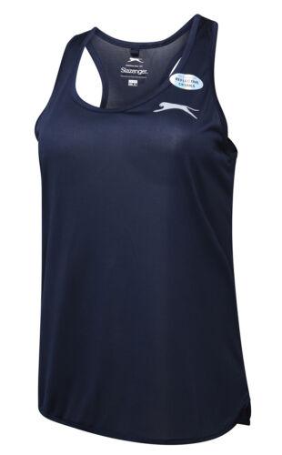 Slazenger Ladies Women Sleeveless Vest Top Gym wear Active wear