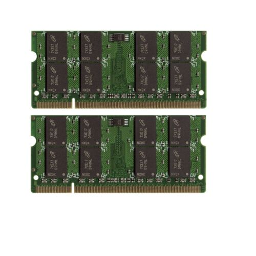 Memory PC2-5300 SODIMM For Lenovo Thinkpad T61 2x2GB 4GB NEW BULK LOT
