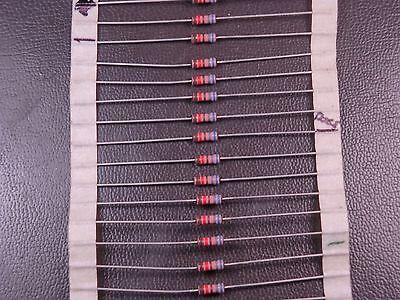 511  Ohm 1//4 Watt 1/% Metal Film Resistor 100 Pieces Prime Parts US Seller