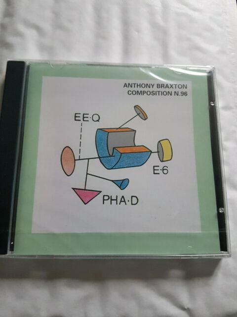 Anthony Braxton - Composition No. 96 CD NEW & sealed! free jazz