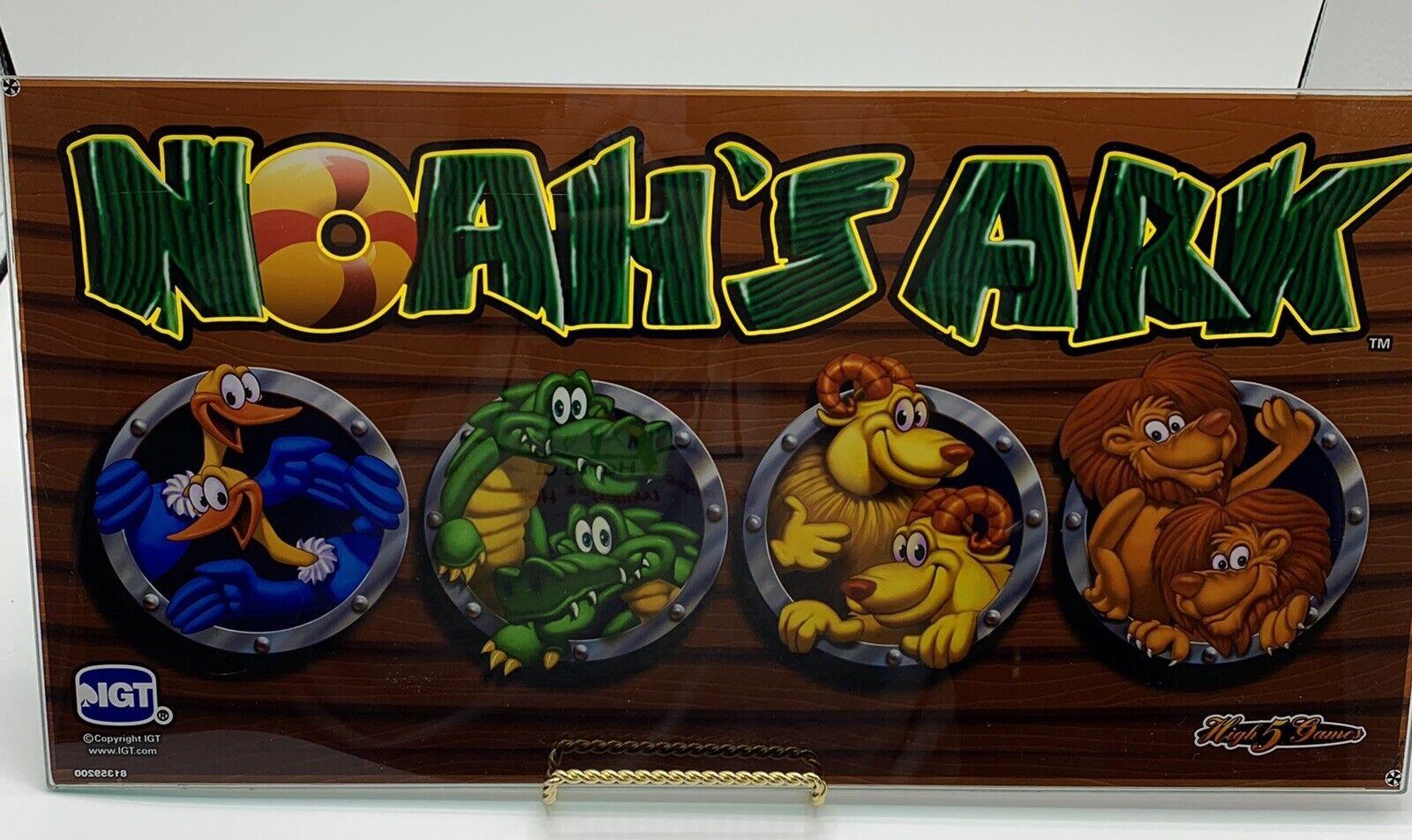 Noah s ark игровой автомат на деньги игровые автоматы на телефон