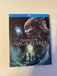 La-leyenda-de-los-naga-Perlas-Con-Slipcover-Bluray-Dvd-2017-Nuevo-Buy-2-Get-1