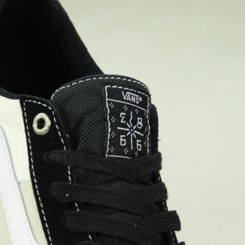 11 Vans Zapatillas Reino de 8 Pro blanco 7 negro deporte Berle en Unido 10 9 tamaños a 6 estrenar Aw1pUwqR