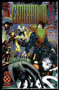 Generation-X-1-X-Men-Marvel-Comics-Foil-Cover-Nov-1994-NM