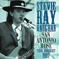 Stevie Ray Vaughan Sealed 2017 Unreleased 1987 San Antonio Live Concert Cd