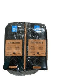 Happy Belly Espresso Forte 500g 2 Pack