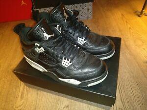 4 5 Noir Air uk7 Nike Jordan Oreo w7zvqqTg
