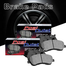 Rear Posi-Quiet Metallic Brake Pads 2Set For 2013 Mercedes-Benz S63 AMG Front