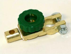 Grayston Quick Fit Battery Cut Off Isolator Switch (GE757)