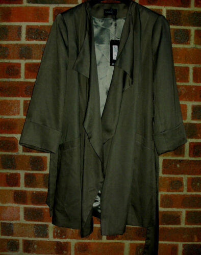 Uk Green taupe 69£ Rrp Size New 14 Autograph Taupe w5qHqxCI