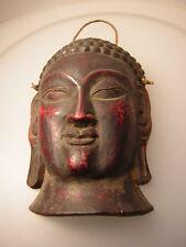 Buddha Maske aus Nepal(wooden Buddha Mask )