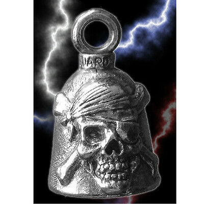 Pirate Guardian® Bell Motorcycle - Harley Accessory HD Gremlin Spirit Charm