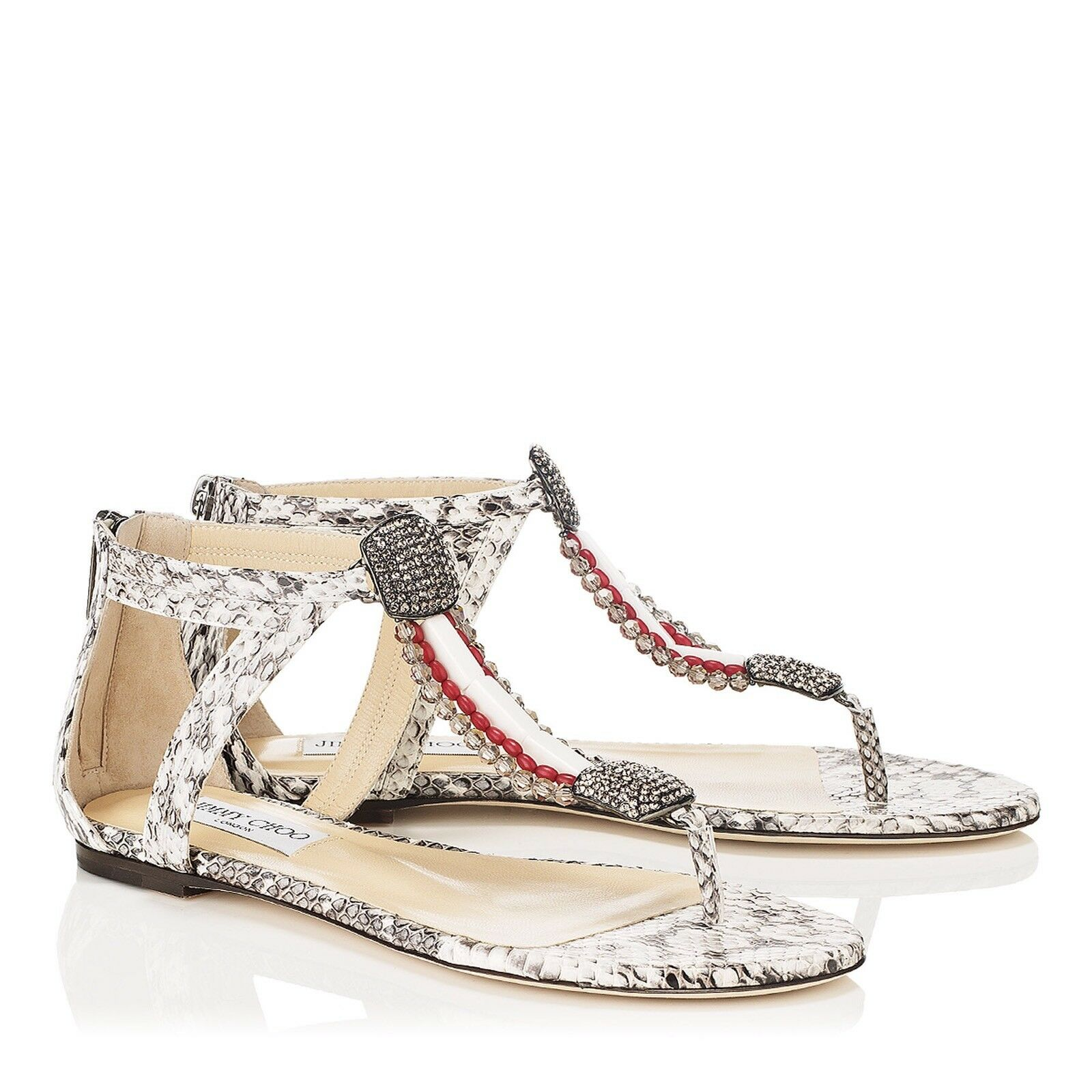$595 Chloe Laurent Scalloped Ankle Strap Ballerina Ballet 6 Flat Shoes Nero 36 6 Ballet 5cbfdc