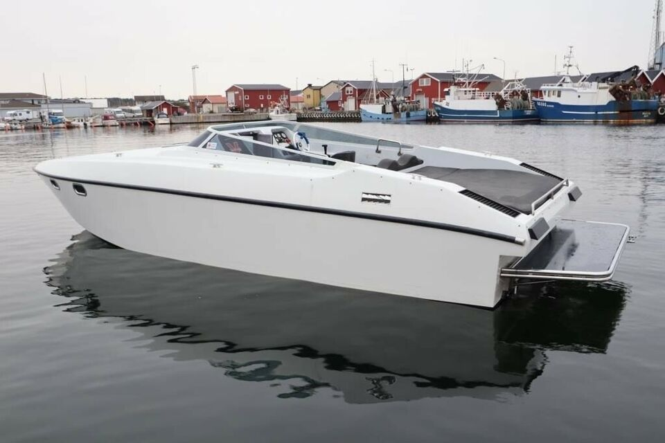 Veritas 31, Motorbåd, årg. 2012
